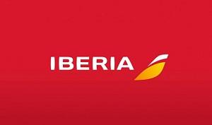 Iberia's new logo.