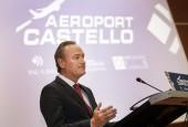 Valencia Autonomous Region president presenting the Castellón airport project / PresidenciaGVA