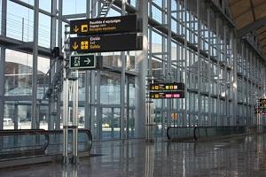 Barcelona Airport Terminal