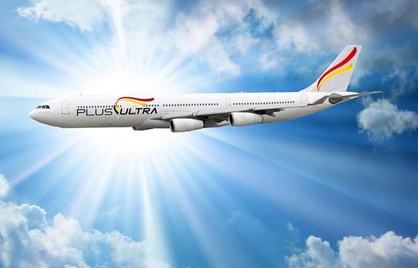 Plus Ultra Líneas Aéreas / plusultra.com
