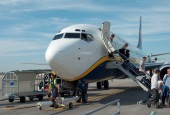 Ryanair flight-Low Cost airlines lost market