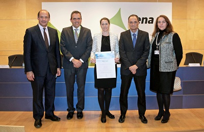 Madrid airport gets recognition from Eurocontrol on A-CDM integration / Aena.es