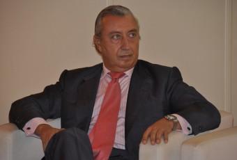 Julio Gómez-Pomar in October 2012 at the closure of a Business development Programme for Renfe / Flickr - EOI Escuela de Organiación Industrial