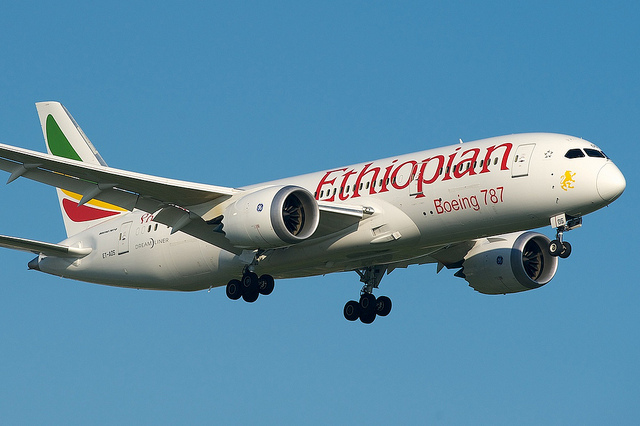 Ethiopian Airlines Boeing 787 by BriYYZ - Flickr