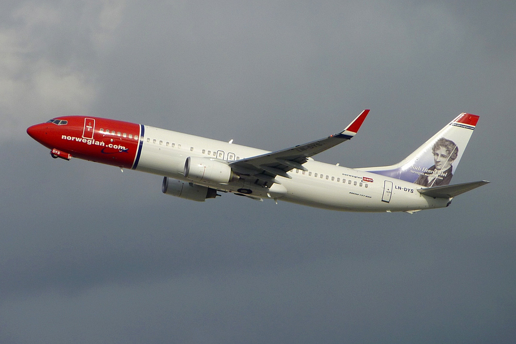 Norwegian Air Shuttle, Barcelona by Fotero - Flickr