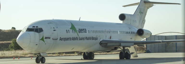 Boeing 727-256 Advanced Aena (ex-Iberia) by Dawlad Ast - Flickr