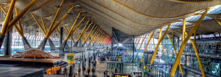 Adolfo Suárez Madrid-Barajas Airport, Terminal 4 by Mark - Flickr