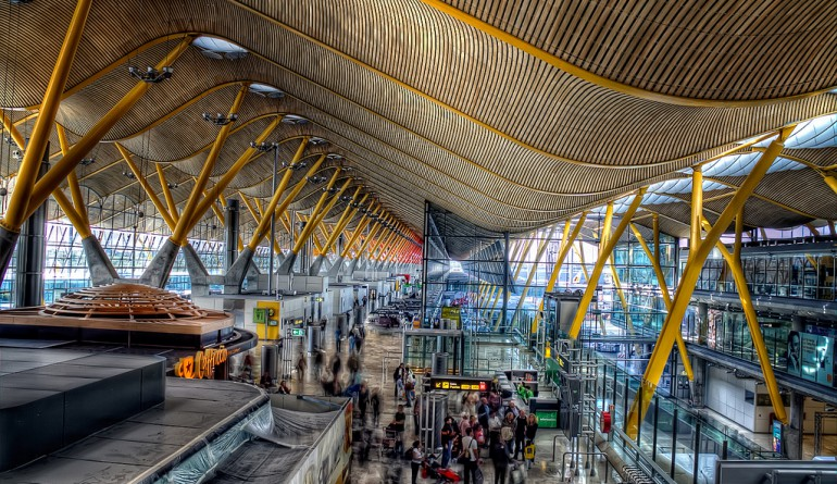 Adolfo Suárez Madrid-Barajas Airport, Terminal 4 by Mark - Flickr