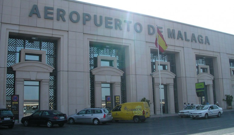 Malaga Airport by Rob Stokes - Flickr